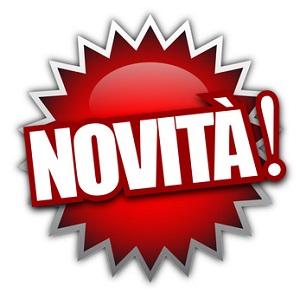 NOVITA' ESCLUSIVE